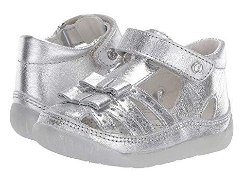 Naturino Baby Girl's Falcotto Coachella SS19 (Toddler) Silver 22 M EU