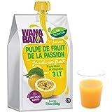 PASSION FRUIT PULP PULPA DE MARACUYA