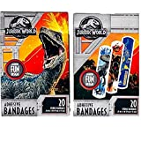 Band-Aid 2 Pack Adhesive Bandages for Minor Cuts