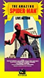 The Amazing Spider Man [VHS] (1977)