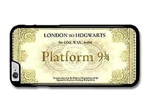 AMAF ? Accessories Harry Potter Hogwarts Express Platform 9 3/4 Ticket case for iphone 5 5s