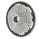 HITSAN BIKIGHT 11-50T Mountain Cycling Freewheels 11 Speed Bicycle Flywheel Bike Cassette Part One Piece