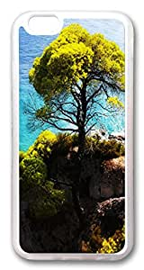 iphone 6 4.7inch Case iphone 6 4.7inch Cases Skopelos Island TPU Rubber Soft Case Back Cover for iPhone 6 Transparent