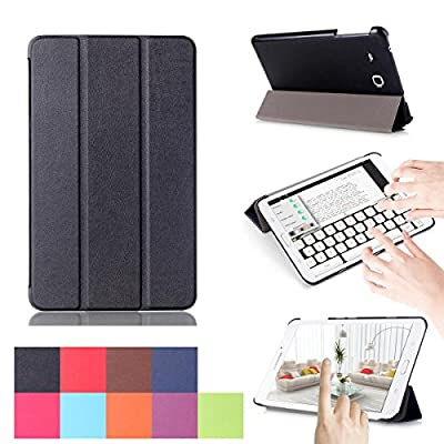 Galaxy Tab A 7.0 Case, [Multi-angle Stand] Ultra Slim Lightweight Folding PU Case Stand Cover for Samsung Galaxy Tab A 7.0 Tablet 2016 Release / SM-T280 / SM-T285 by Firefish