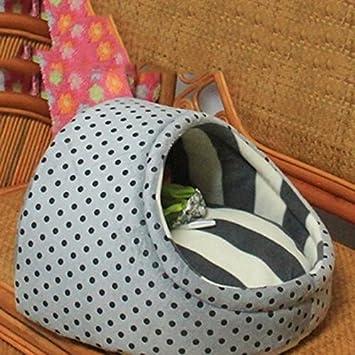 Amazon.com: Perro de mascota cama gato cama casa de perro ...