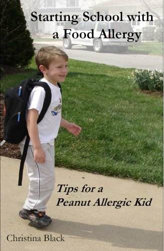 Starting School with a Food Allergy: Tips for a Peanut Allergic Kid