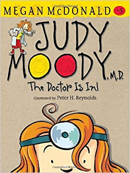 Amazon.com: Judy Moody, M.D. (9780763648619): Megan McDonald, Peter H