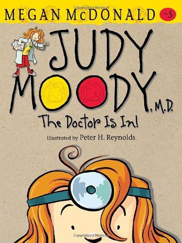 Read Online Judy Moody, M.D. ebook