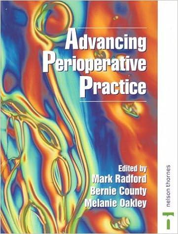 Ebooks à télécharger gratuitement Advancing Perioperative Practice (Littérature Française) PDF
