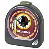 Wincraft Washington Redskins Travel Alarm Clock