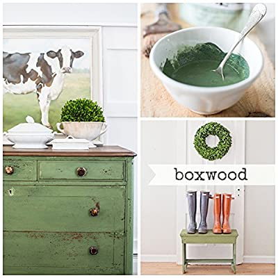 Miss Mustard Seed Milk Paint (Boxwood)