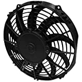 Spal 30100320 Pusher Fan Curved Blade