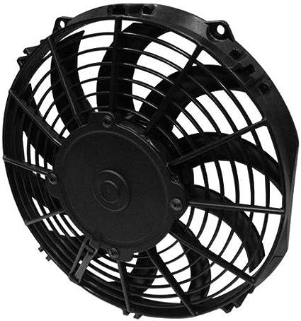 SPAL 30100320 Pusher Ventilador hoja curva: Amazon.es: Coche y moto
