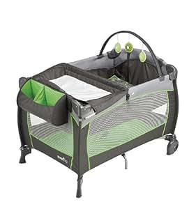 Evenflo Portable BabySuite 300, Pinwheel (Discontinued by Manufacturer)