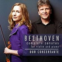 Beethoven -Complete Violin Sonatas