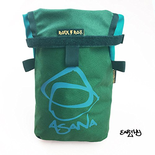 Bouldering Climbing Chalk Bucket Roll Top
