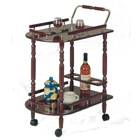 Coaster Home Furnishings 3512 Cart Cherry product image