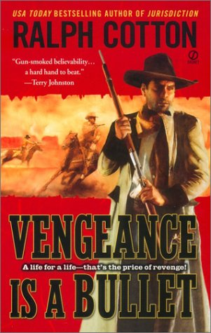book cover of Vengeance Is a Bullet