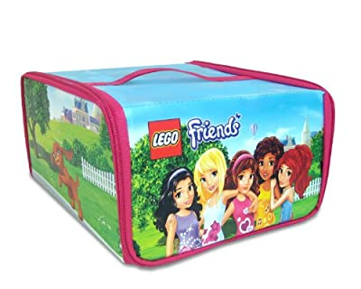 LEGO Friends Heartlake Place Transforming Toy Box