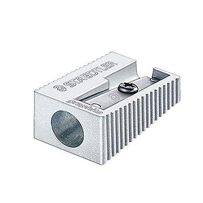Staedtler sharpener silver : Pencil Sharpeners : Office Products