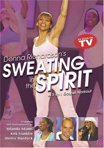 Sweating Spirit 3 1 Gospel product image