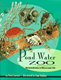 Pond Water Zoo, Peter H. Loewer and Jean Jenkins, 0689317360