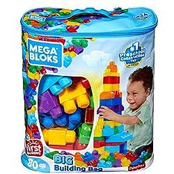 Mega Bloks 80 Piece Big...