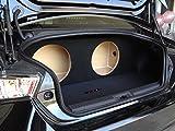 Subaru BRZ Audio & Electronics - Custom Sub Enclosure Subwoofer Box for a Subaru BRZ BR-Z - 2 12