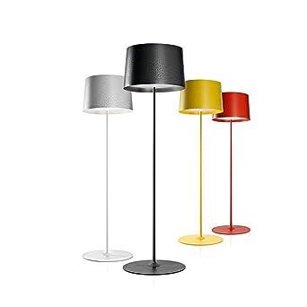 5151buyworld Lustre Lampadaire Moderne Design Lampadaire Noir Blanc