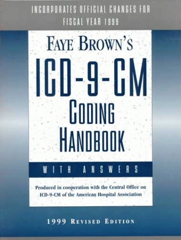 Icd-9-Cm: Coding Handbook, With Answers