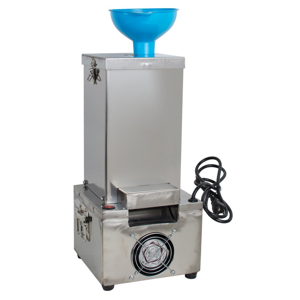 Pevor Commercial Garlic Peeler Machine, Electric Stainless Steel Garlic Peeling Automatic Garlic Peeling Machine USA SHIPPING by Pevor