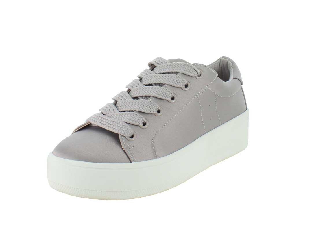 Steve Madden Women's Bertie-s Fashion Sneaker B01MS3X58S 9.5 B(M) US|Grey
