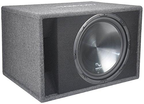 Harmony Audio HA-RS15 Car Stereo Rhythm Loaded 15' Vented 900W Sub Box Enclosure