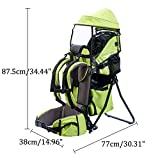 OLizee Foldable Outdoor Baby Kids Toddler Backpack Carrier...
