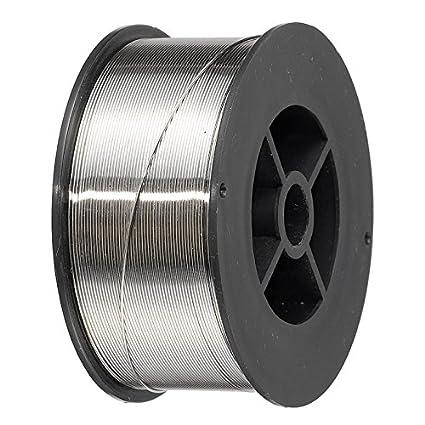 Diámetro 0,8 mm hilo acero inoxidable 308LSi inalámbrico ...