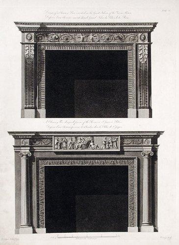 design-of-a-chimney-piece