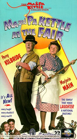 Ma & Pa Kettle at the Fair [VHS] (Ma And Pa Kettle At The Fair)