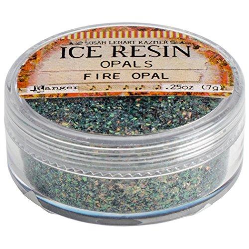(ICE Resin Opals,  Fire Opal)