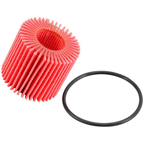 K&N PS-7021 Pro-Series Oil Filter Fit For Toyota Prius Corolla Matrix Scion iM xD (Filter Prius Toyota Oil 2013)