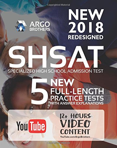 SHSAT Specialized School Admissions Brothers product image