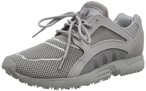 discount extremely clearance brand new unisex adidas Originals Racer Lite Mens Running Sneakers/Shoes Grey discount recommend cheap under $60 wiki 2xuDcMR