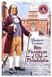 img - for Ben Franklin of Old Philadelphia; (Landmark books, 28) book / textbook / text book