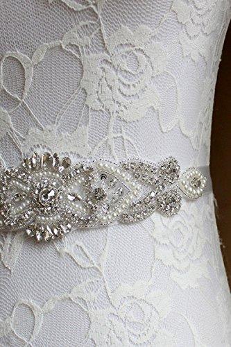 Ceintures Mariage Cristal Femmes Mariée Annie Mariées Sashes Raisin Accessories26 Robe Formelle