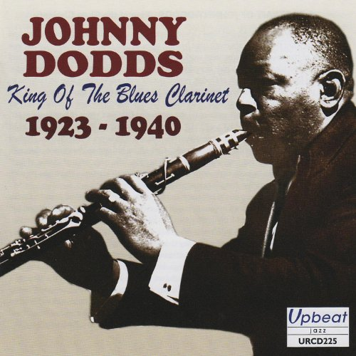 King of the Blues Clarinet 1923 - 1940