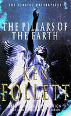 Book cover for Pillars of the Earth