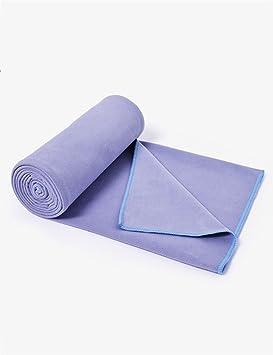 Espesamiento antideslizante Manta de yoga Estera de yoga ...