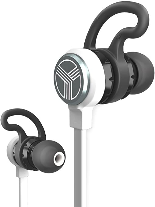 TREBLAB J1 Auriculares bluetooth Los mejores auriculares inalámbricos para gimasio, correr, hacer deporte Tecnología