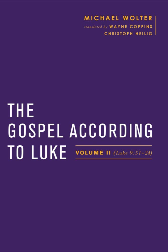 Download The Gospel According to Luke: Volume II (Luke 9:51–24) (Baylor-Mohr Siebeck Studies in Early Christianity) ebook