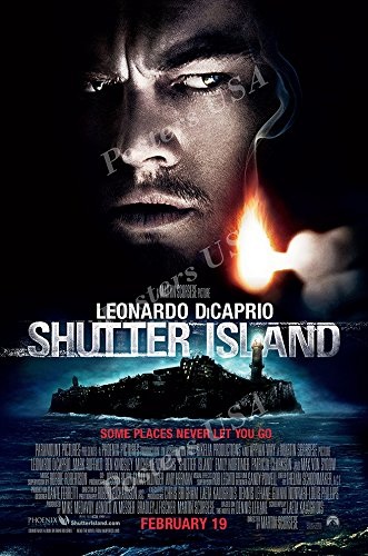 PremiumPrints - Shutter Island Movie Poster - XMOV134 Premium Canvas 11