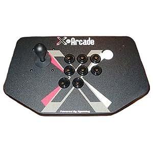 X-Arcade Video Game Controller - X-Arcade Solo